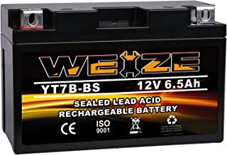 Best triumph motorcycle battery Reviews