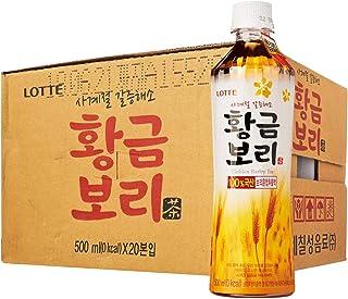 Lotte Golden Barley Tea - Case (20 x 500ml)