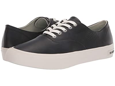 SeaVees Legend Sneaker Leather (Black) Men