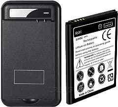 [LG K20 Plus Battery Combo Pack] High Capacity 3300mAh Rechargeable Li_ion Battery Travel Desktop Wall USB/AC Charger for LG K20 Plus MP260 MetroPCS