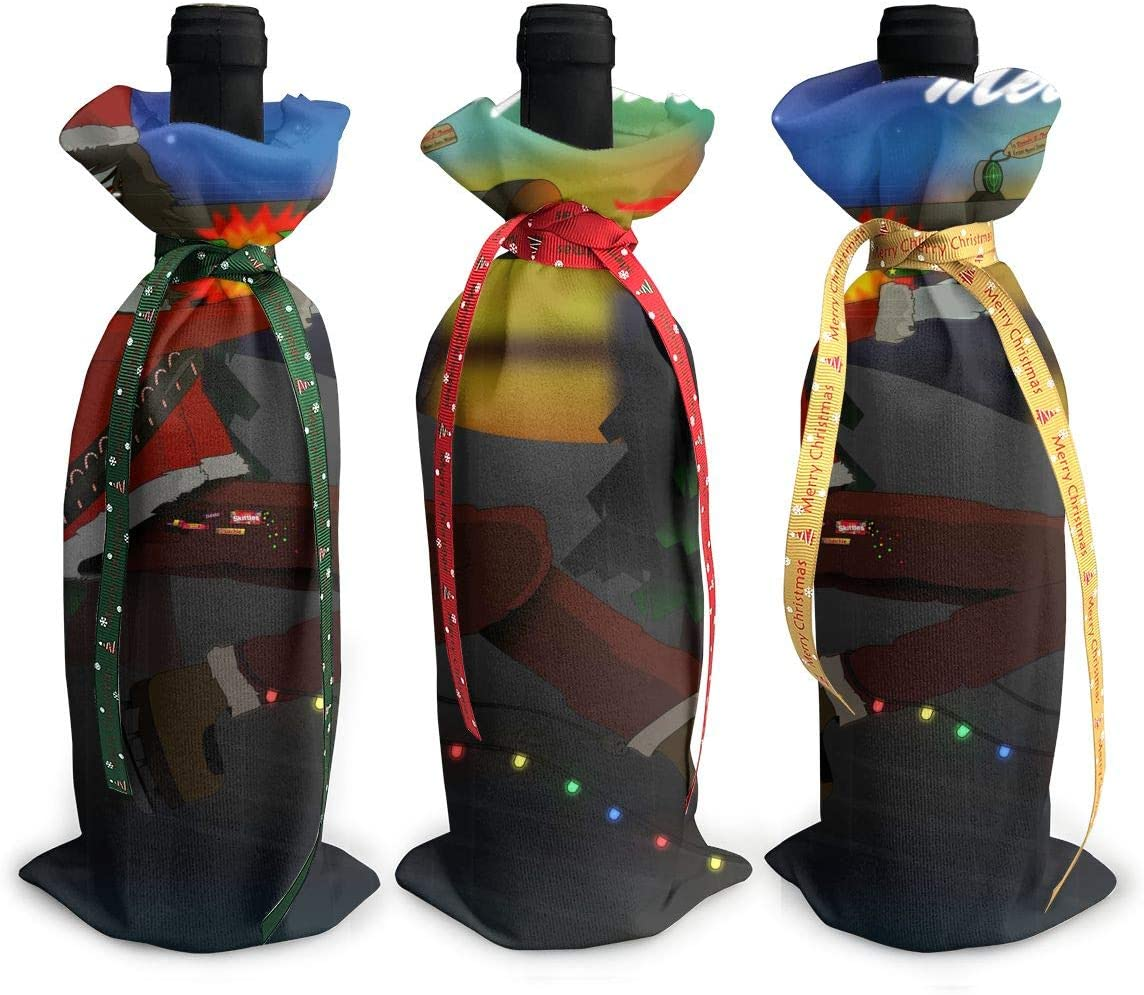 NBteach Latest item Military Christmas Cat 3pcs Glas Xmas Red Wine All stores are sold