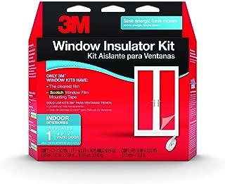 3M Indoor Patio Door Insulator Kit, 1-Patio Door (Renewed)