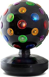 X4-LIFE 701068 Multicolor estroboscopio y luz disco - Accesorio de discoteca (Multicolor)