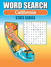 California Word Search: Word Find Book For Adults, Seniors And Teens