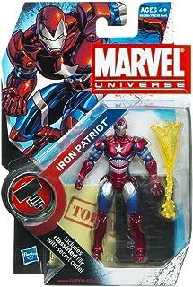 Marvel Universe 3 3/4 Inch Series 9 Action Figure Iron Patriot