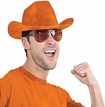 Deluxe Cowboy Hat Team Spirit Adult Unisex Fan Gear Party Hat