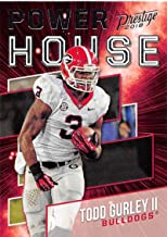 2018 Panini Prestige NFL Power House #PH-TG Todd Gurley II Georgia Bulldogs