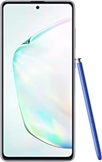 Samsung Galaxy Note10 Lite Hybrid-SIM 128 GB 6GB - Aura Glow (UK Version)