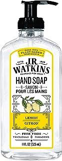 J.r. Watkins Naturals Lemon Hand Soap - 11 Oz