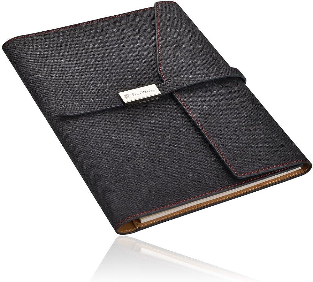 Pierre cardin, cartella portadocumenti, formato a5,porta tablet, B5600300IP3
