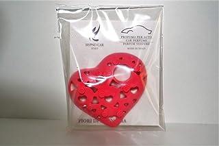 HYPNO CAR Nachfüllpackung für das Auto, mit Herz, Blumen von Magnolia, hergestellt in Italien.