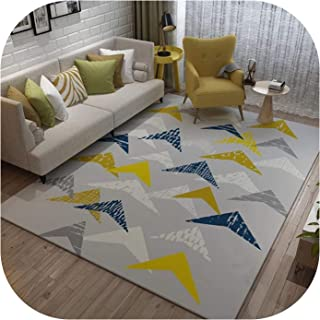 Beautiful-clouds Carpets for Home Living Room Soft Modern Bedroom Floor Rugs Absorbent Kitchen are Rug Meeting Room Mats,7,Customize