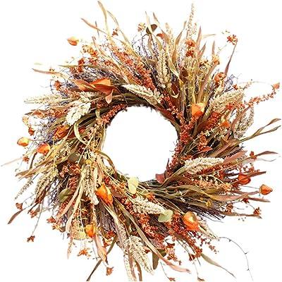 IXL Guirnalda de decoración de Hoja de Arce otoñal Navidad Acción de Gracias Guirnalda de Colores de otoño Ventana Decoración de Restaurante Guirnalda Colgante de Vacaciones, Amarillo, España: Amazon.es: Hogar