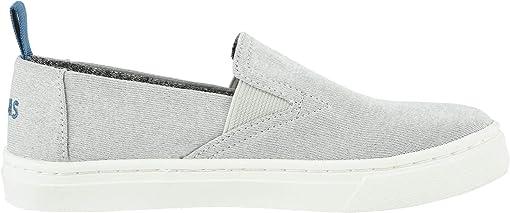 Drizzle Grey Repreve Melange Knit