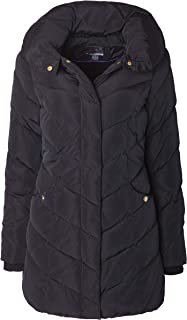 Best black quilted coats for women Reviews