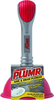 Liquid-Plumr Sink and Drain Plunger, 670040