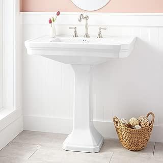 Best porcelain pedestal bathroom sink Reviews