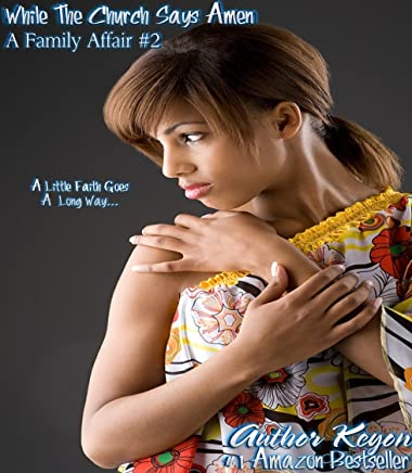 While The Church Says Amen (A Family Affair Book 2) (English Edition)