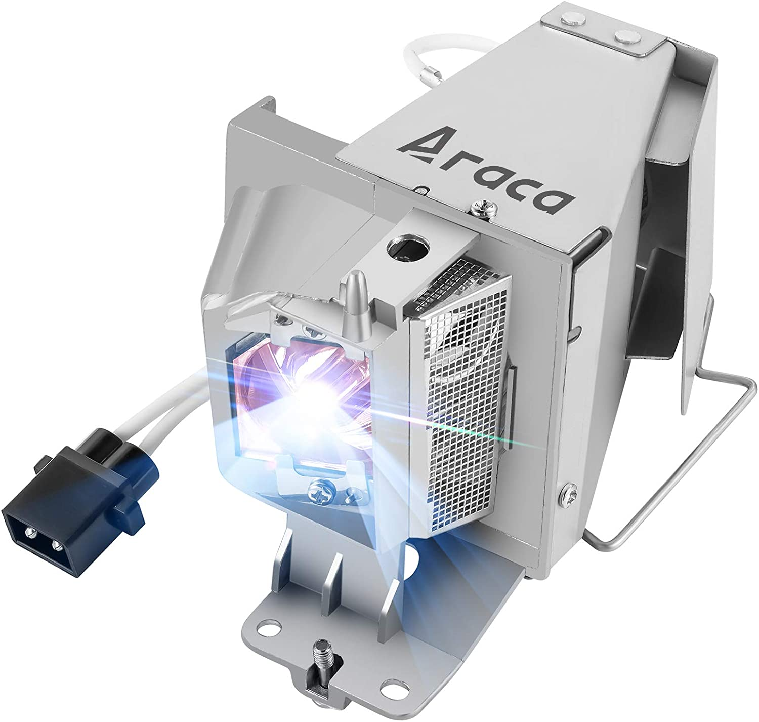 Araca BL-FP195B /BL-FP195A (OEM Original Bulb Inside) with Housing for OPTOMA GT1080DARBEE HD29DARBEE Projector Lamp