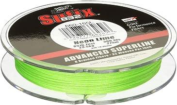 Sufix 832 Braid 50 lb Neon Lime 300 yards