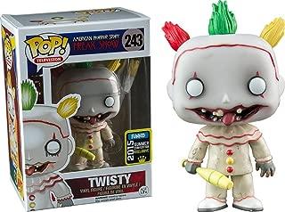 twisty the clown funko