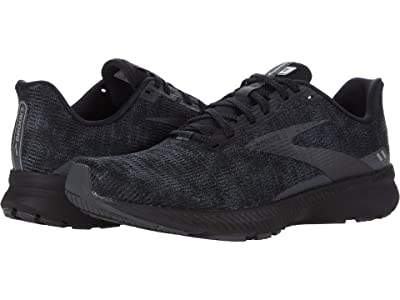 Brooks Launch 8 (Black/Ebony/Grey) Men
