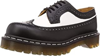 Dr. Martens - 3989 Brogue BEX 3-Eye Leather Wingtip Shoe for Men and Women