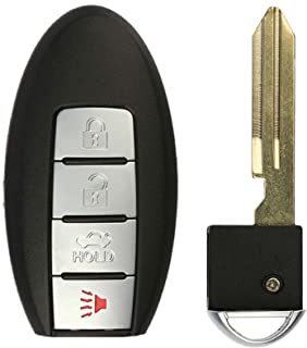 KeylessOption Keyless Entry Remote Control Car Smart Key Fob Replacement for KR55WK48903, KR55WK49622