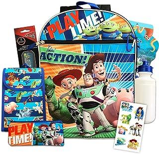 "Disney Toy Story Backpack Set - Bundle Includes 16"""