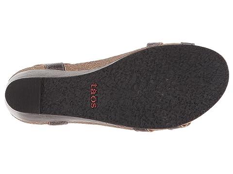Reptile Wanderer Taos Black EmbossedPewter Footwear x7tBqt