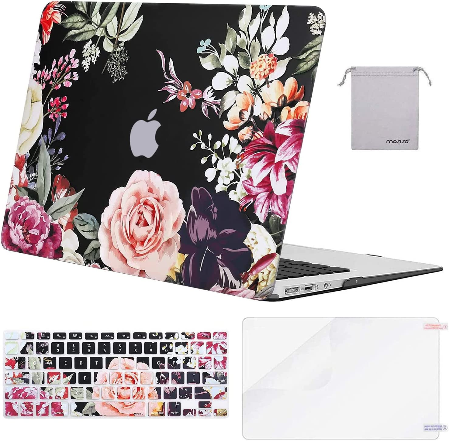 MOSISO Compatible with MacBook Air 13 A1466 A1369 Mail order Ol inch Case Max 68% OFF