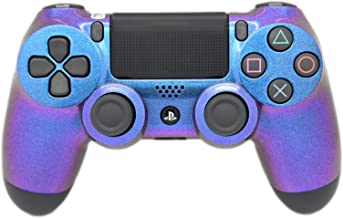 Chameleon PS4 Rapid Fire Modded Controller, Works with All Games, COD, Rapid Fire, Dropshot, Akimbo & More