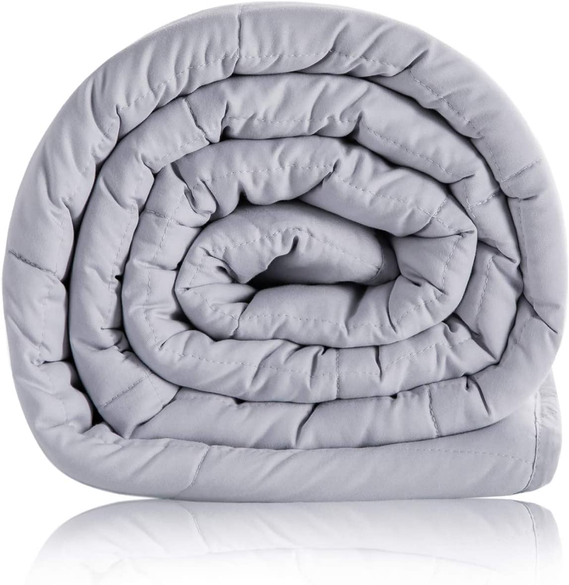 Bedsure Lowest price challenge Max 49% OFF Weighted Blanket 20 pounds - Queen 80 Weighte inch 60 x