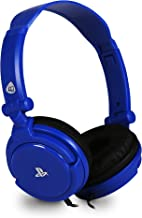 PRO4-10 Officially Licensed Stereo Gaming Headset - Blue (PS4/PSVita)