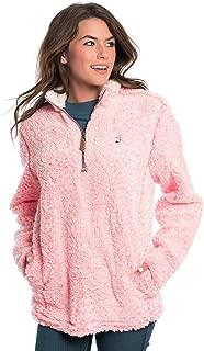 Company Heather Sherpa Pullover w/Pockets