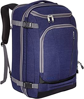 TLS Mother Lode Weekender Convertible Carry-On Travel Backpack - Fits 19 Inch Laptop
