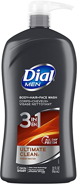 Explore body washes for men