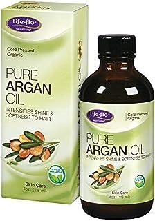 LIFE-FLO Pure Argan Oil, 4 Oz