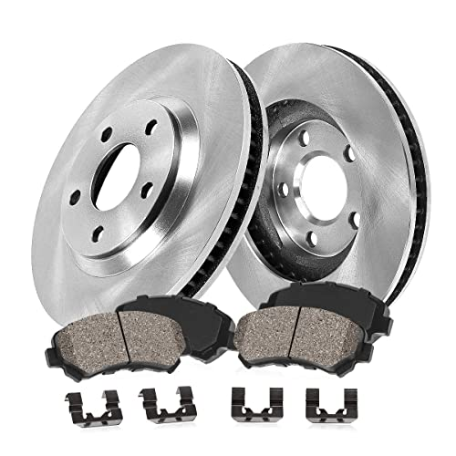 Autospecialty KOE3051 1-Click OE Replacement Brake Kit