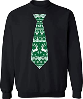 Christmas Ugly Sweater Cal Elf Tuxedo Sweatshirt Ugly Christmas Sweater Xmas Costume