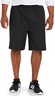Amazon Essentials Men's Big & Tall Stretch Woven Training Short fit by DXL