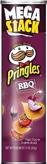 Pringles Mega Stack BBQ, 7.16 Ounce