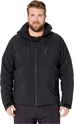 Big and Tall Foundation Jacket