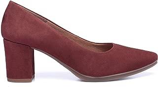 Zapatos miMaO. Zapatos Piel Mujer Hechos EN ESPAÑA. Zapato Tacón Medio. Zapato Cómodo Mujer Urban S con Plantilla Gota Confort Gel