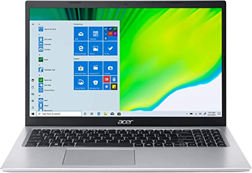 acer Aspire 5 Core i3 11th Gen – (4 GB/1 TB HDD/Windows 10 Home) A515-56 Thin and Light Laptop  (15.6 inch, Silver, 1.65 kg)