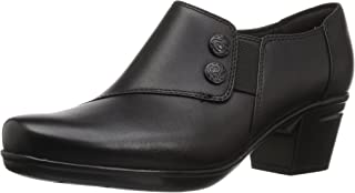 CLARKS Women's Emslie Vendel Slip-On Loafer