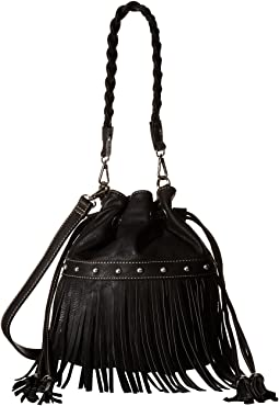 M&F Western - Fringe Bucket Bag