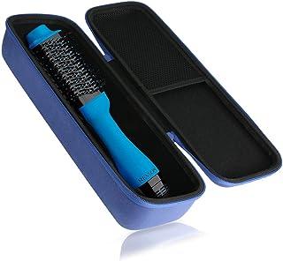 co2crea Hard Travel Case for Revlon One-Step Hair Dryer & Volumizer& Styler (Blue Case + Inside Black)