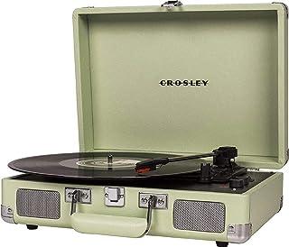Crosley Cruiser Deluxe Portable Turntable (Mint)