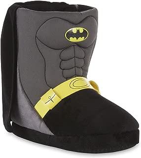 batman bootie slippers